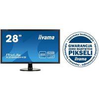 Monitory LED, LED Iiyama X2888HS