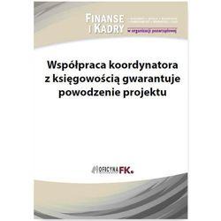 Współpraca koordynatora z księgowością gwarantuje powodzenie projektu - Marek Dominik Peda