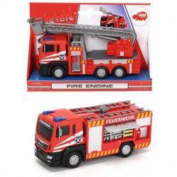 Dickie, pojazd MAN Straż pożarna