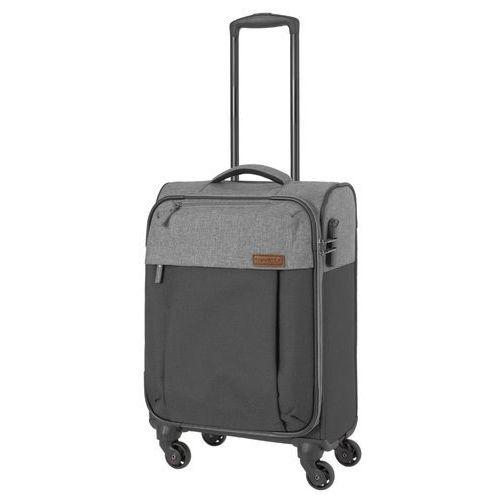 Torby i walizki, Travelite Neopak zestaw walizek / komplet / walizki na 4 kółkach / szary - antracyt