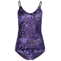 Short Stories BABY ITS COLD OUTSIDE SET Piżama deep purple