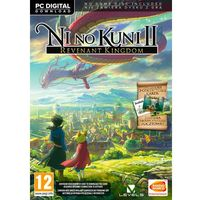 Gry PC, Ni No Kuni 2 Revenant Kingdom (PC)