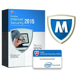 McAfee Internet Security 1 PC / 1 Rok