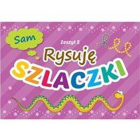 Książki dla dzieci, Rysuję szlaczki cz.2 wyd.2 (opr. broszurowa)