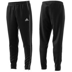 Spodnie adidas CORE 18 TRAINING czarne CE9036