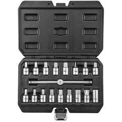 Zestaw kluczy do spustu oleju NEO 11-235 3/8 cala (18 elementów) + DARMOWY TRANSPORT!