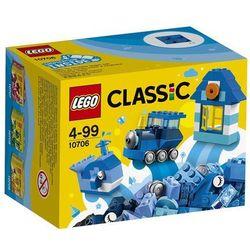LEGO Classic, Niebieski zestaw kreatywny, 10706