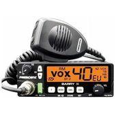 CB RADIO PRESIDENT BARRY II AM/FM ASC/VOX 12/24V