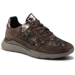 Sneakersy GEOX - D Hiver A D94FHA 0MA22 C6004 Chestnut