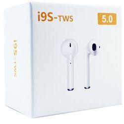 Słuchawki bezprzewodowe i9s TWS Bluetooth Earphone Białe