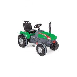 Traktor na pedały zielony 1Y36RH Oferta ważna tylko do 2031-05-19