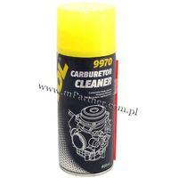 Pozostałe kosmetyki samochodowe, MANNOL Carburetor Cleaner preparat do czyszczenia gaźnika spray