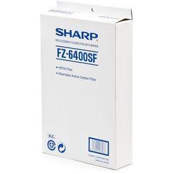 FZ-6400SF Sharp, Zestaw filtrów HEPA + węglowy do modelu KC-6400E