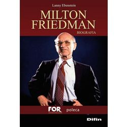 Milton Friedman Biografia (opr. miękka)