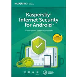 Kaspersky Internet Security for Android PREMIUM