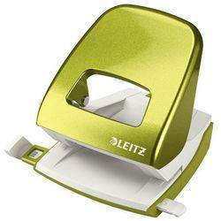 Dziurkacz Leitz WOW New NeXXt 5008 metaliczny zielony (30k.)