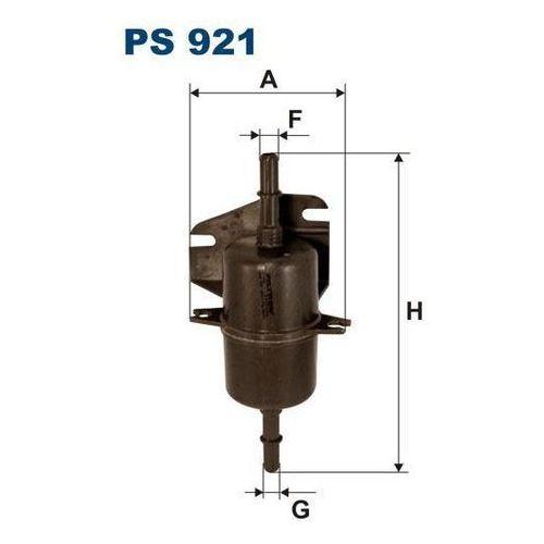 Filtry paliwa, PS921 FILTR PALIWA FILTRON FILTRON