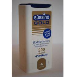 SUSSINA Gold, 500 tabletek