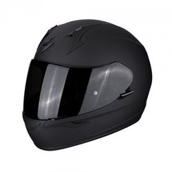 SCORPION KASK EXO-390 SOLID MATTE BLACK