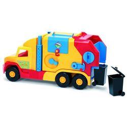 Super Truck - Krótka Śmieciarka - BEZPŁATNY ODBIÓR: WROCŁAW!