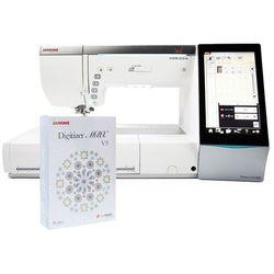 Maszyno-hafciarka Janome MC15000 + Janome Digitizer MBX + WiFi