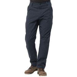 Spodnie softshellowe męskie WINTER TRAVEL PANTS midnight blue - 25