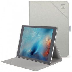"""TUCANO Minerale - Etui iPad Pro 10.5"""" (2017) w/Magnet & Stand up (Silver)"""