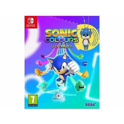 SEGA Sonic Colours Ultimate Nintendo Switch