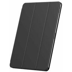 Baseus Simplism | Skórzane etui magnetyczne z klapką pokrowiec stojak do Apple iPad Air 10.9'' 2020