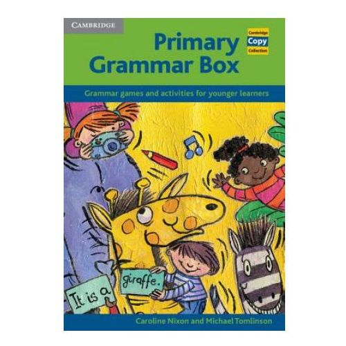 Książki do nauki języka, Primary Grammar Box (opr. miękka)