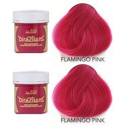 La Riche Directions   Zestaw tonerów koloryzujących: kolor Flamingo Pink 2x88ml