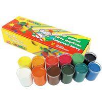 Farbki, Farbki plakatowe 20 ml 12 kolorów