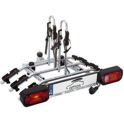 Platforma bagażnik na 3 rowery rowerowy na hak Tytan Amos 13PIN