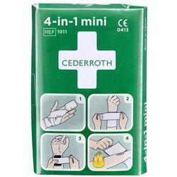 Mały zestaw do tamowania krwi Cederroth 4-in-1