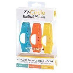 MYKRONOZ Zestaw 3 pasków do ZeCircle2