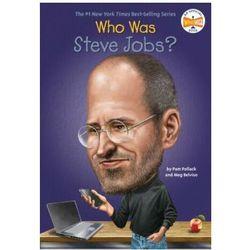Who Was Steve Jobs? (opr. miękka)
