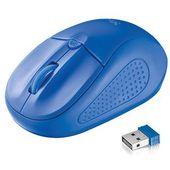 Mysz Trust Primo Wireless Mouse, niebieska (20786) Darmowy odbiór w 21 miastach!