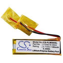 Plantronics M50 / 1704018-0944 80mAh 0.29Wh Li-Polymer 3.7V (Cameron Sino)