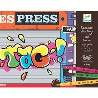 Kreatywne dla dzieci, Zestaw artystyczny Graffiti