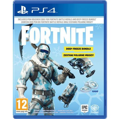 Gry PS4, Fortnite Polarne Mrozy (PS4)