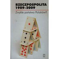 Politologia, Rzeczpospolita 1989-2009 (opr. miękka)