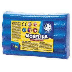 Modelina ASTRA 1kg. - niebieska