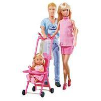 Lalki dla dzieci, Lalki Steffi rodzina