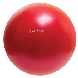 Piłka gimnastyczna YB01 (PG 65 cm) HMS - czerwony