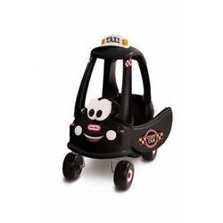 Little Tikes Samochód Cozy Coupe czarna Taxi