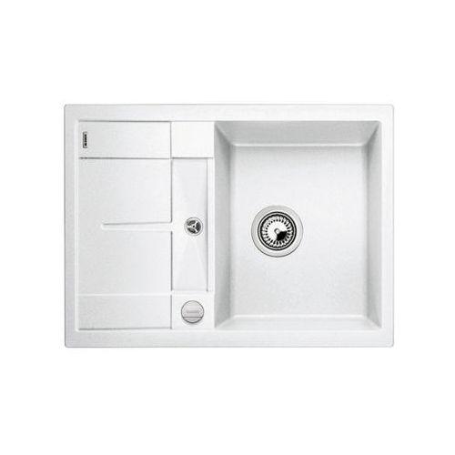 Blanco Metra 45 S Compact 519576 - Biały \ Automatyczny