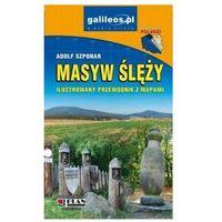 Mapy i atlasy turystyczne, Przewodnik ilustrowany z mapami - Masyw Ślęży - Adlof Szponar (opr. broszurowa)
