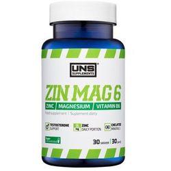 Minerały UNS ZINMAG6 30 tab Najlepszy produkt Najlepszy produkt tylko u nas!