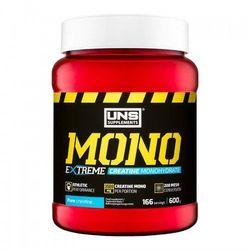 Kreatyna UNS MONO EXTREME 600 g Najlepszy produkt Najlepszy produkt tylko u nas!