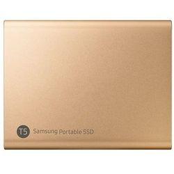 Samsung Portable SSD T5 Gold - 500GB